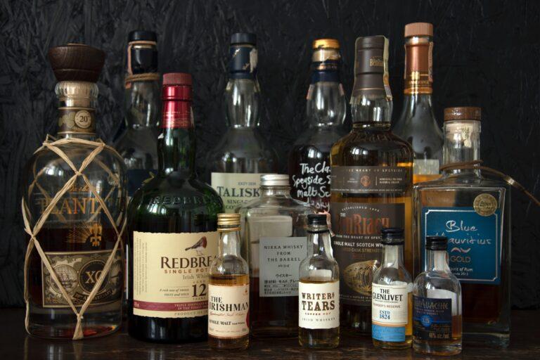 Degustační sady rumů